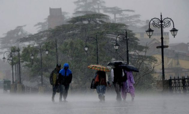 Different Types of Rain