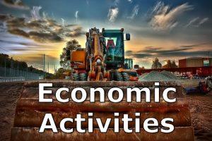 3 Different Types of Economic Activities