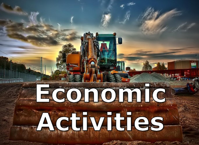Different Types of Economic Activities