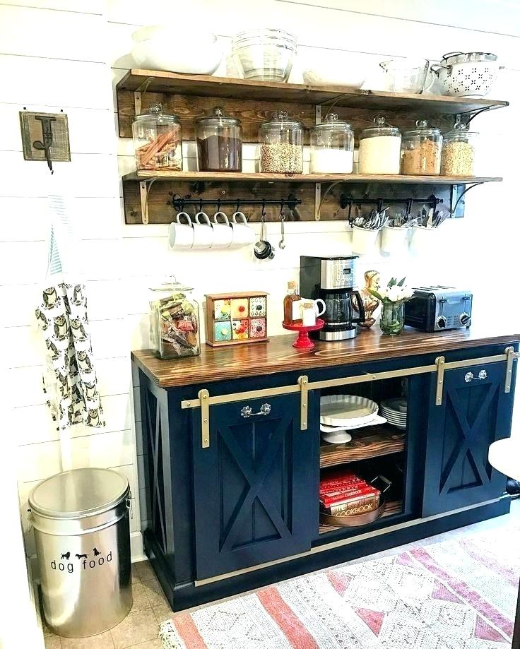 Home Coffee Bar Design Ideas: 50 DIY Coffee Bar Ideas Inside The Home For Coffee Enthusiast