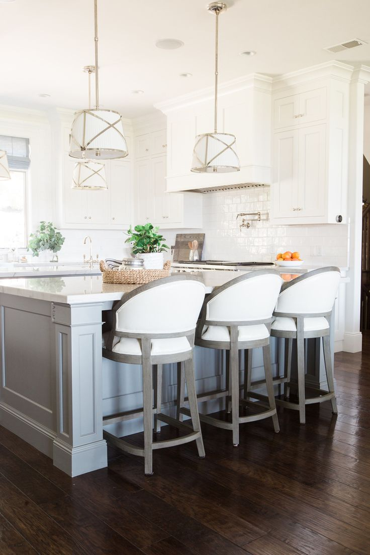 60 kitchen island ideas leaven up your cookery - Kitchen island with stools ...