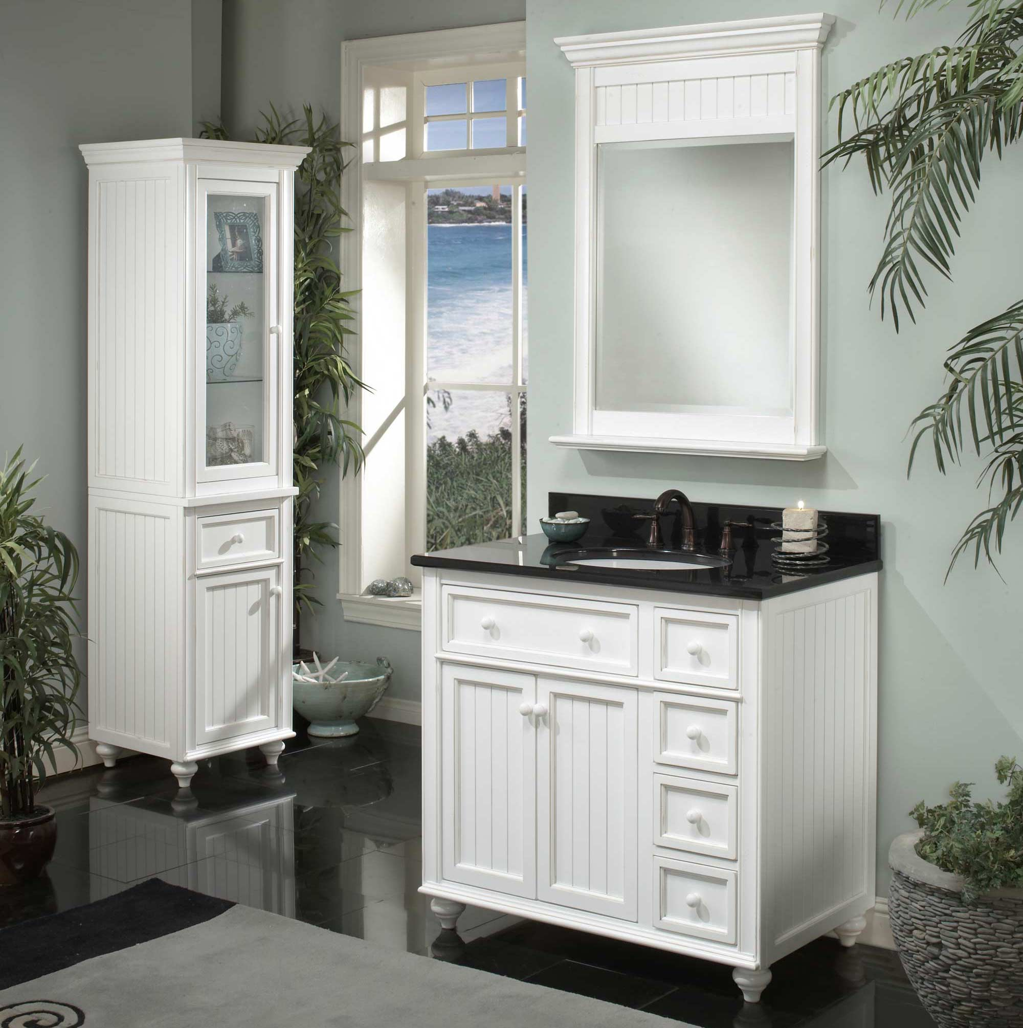 elegant black wooden bathroom cabinet inexpensive 50 bathroom vanity ideas ingeniously prettify you and your
