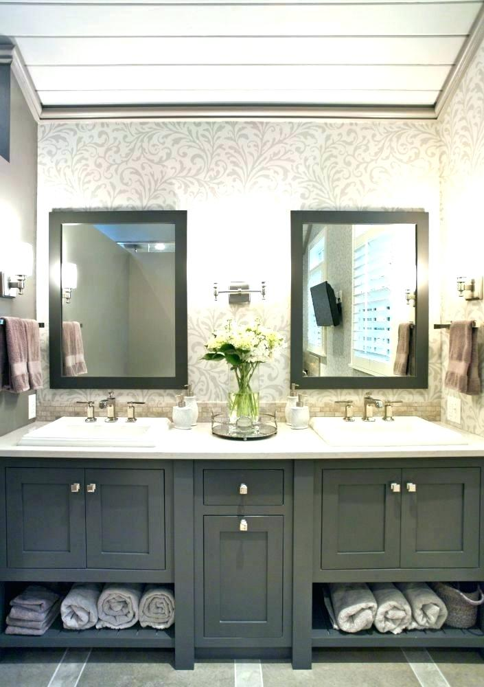50 bathroom vanity ideas ingeniously prettify you and your bathroom. Black Bedroom Furniture Sets. Home Design Ideas
