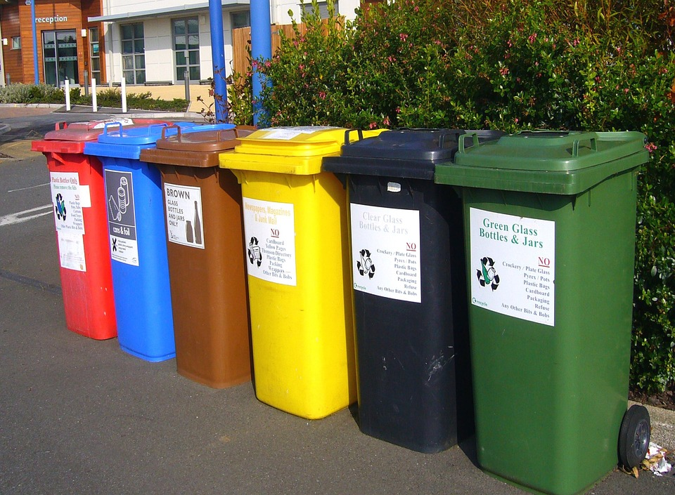 Different Types of Trash
