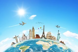 5 DifferentTypes of Tourism