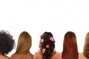 4 DifferentTypes of Hair