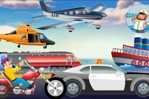 6 Different Types of Transport