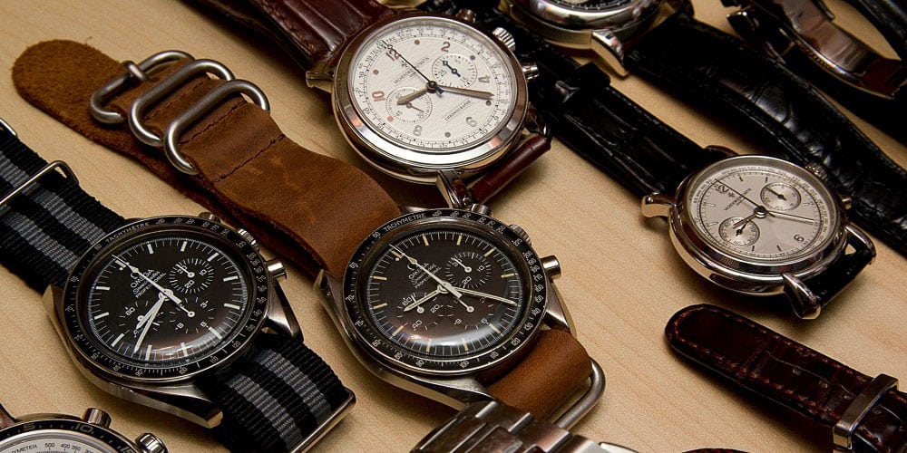 6 Different Types of Watches