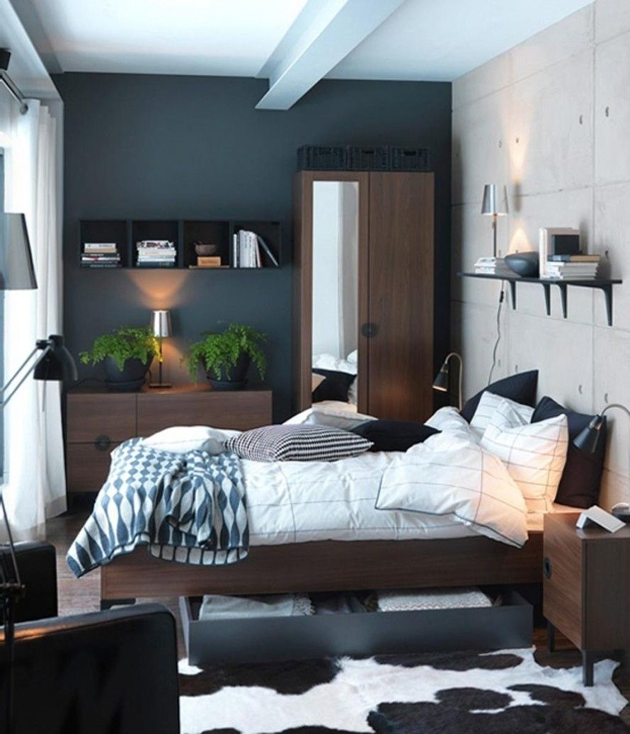 What Color To Paint A Small Bedroom: Magic-from-small-bedroom-paint-color-ideas-become-larger
