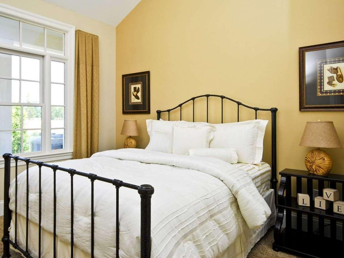 Camera Da Letto Giallo : Pitturare camera da letto con lampadari chic per camera da letto e