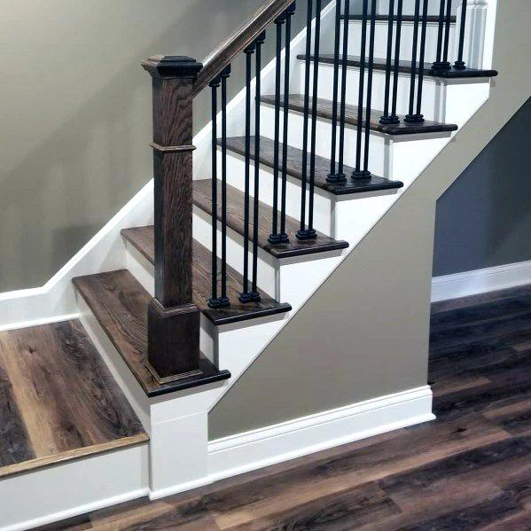 50 Best Painted Stairs Ideas For Your Modern Home [Images]