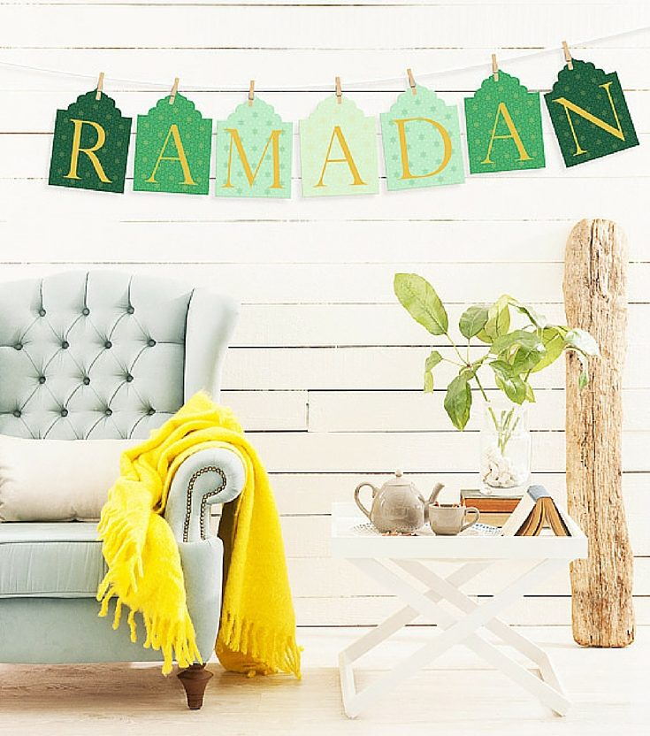 Decorating Paper Crafts For Home Decoration Interior Room: 4 Best DIY Ramadan Decorations Ideas
