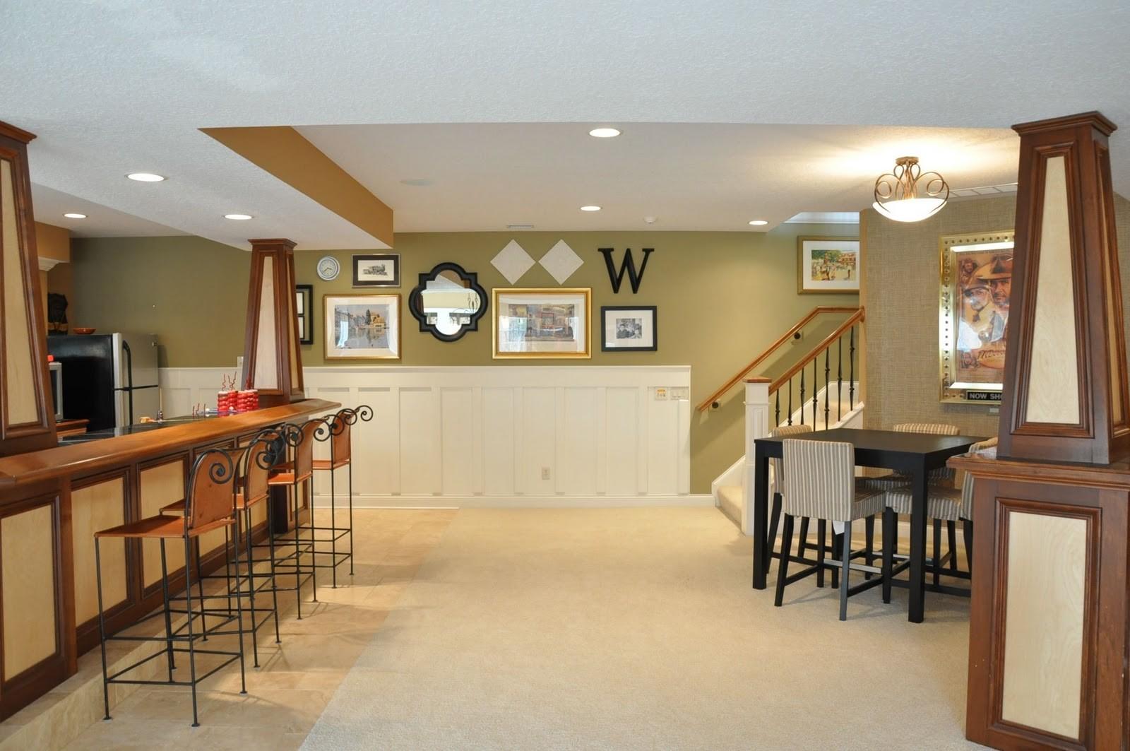 Great basement paint colors tdf blog - 7 great basement design ideas ...
