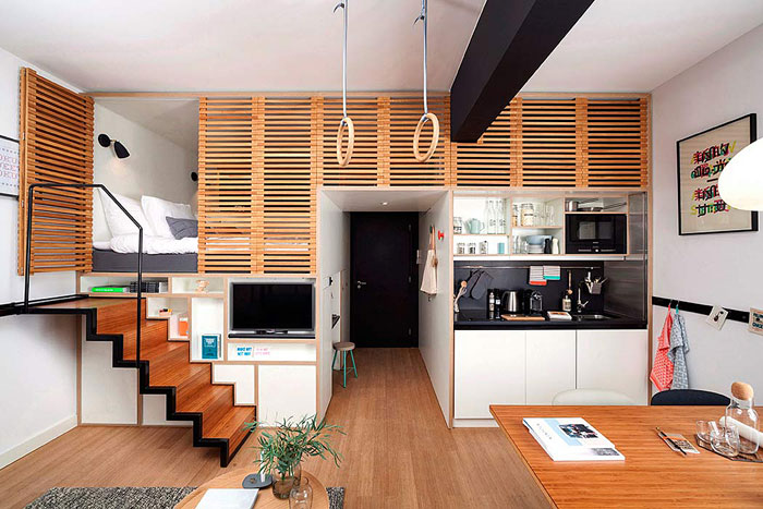 20 Best Small Modern Apartment Design Ideas