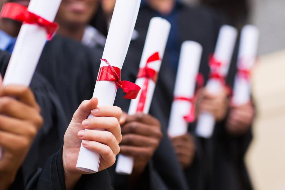 4 Different Types of College Degrees