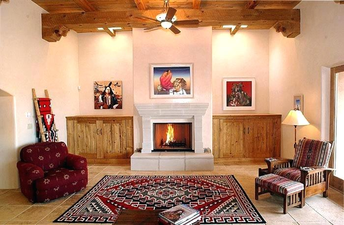 Ideas of Southwestern Interior Design