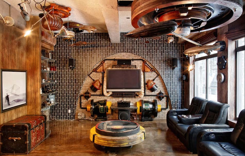 Best Steampunk Room Decor Ideas