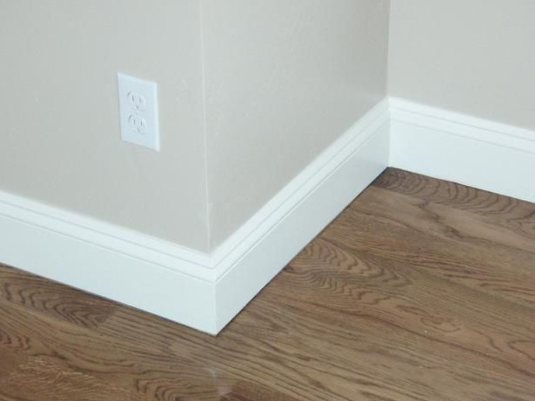 Ideas for Baseboard Styles