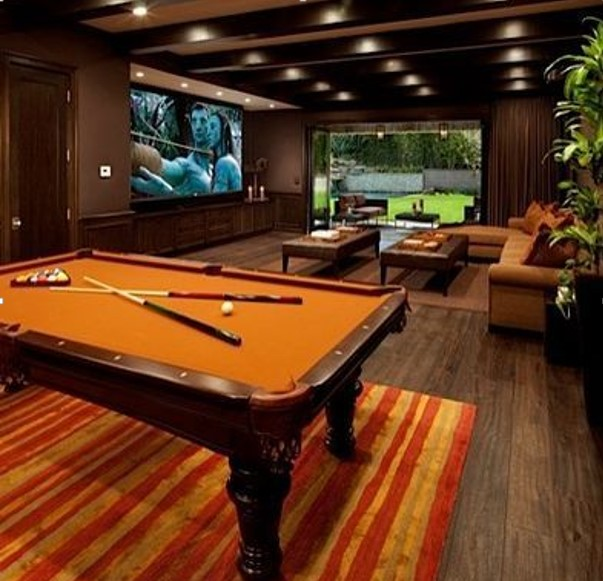 Recreation Room Design Ideas: 15 Fun Rec Room Ideas To Enhance Your Mood