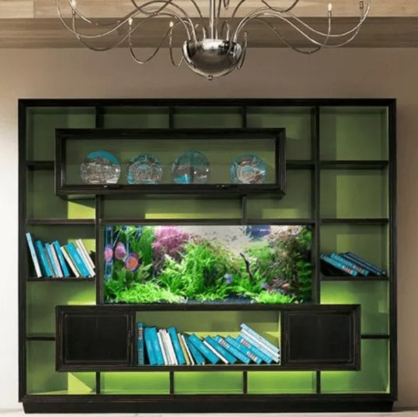 Amazing Aquarium Furniture Ideas