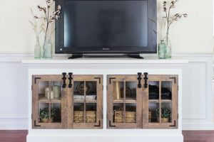5 DIY Entertainment Center Design Ideas