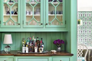 5 Best Green Kitchen Cabinets Ideas