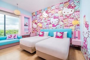 10 Cute Hello Kitty Bedroom Decoration Ideas for Girls