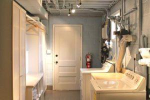 5 Best Basement Laundry Room Design Ideas