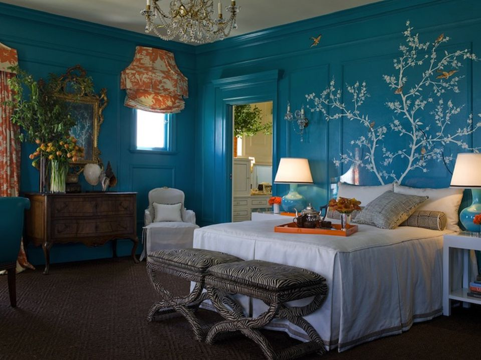 Best Blue Bedroom Ideas