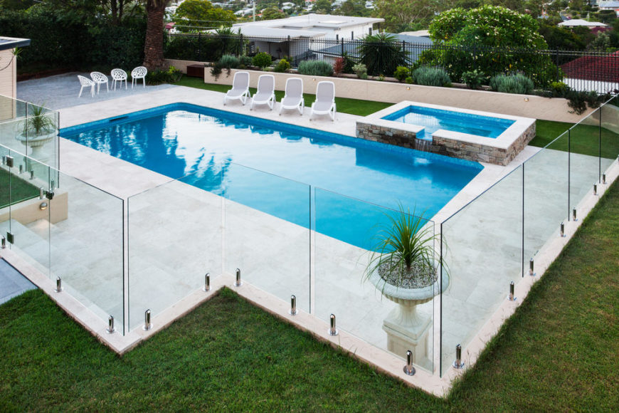 Pool Fence Ideas | Important Thing to Consider And Pictures