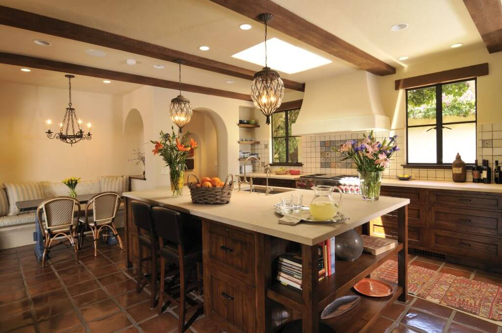 Best Spanish Style Kitchen Design Ideas