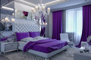 10 Best Purple Bedroom Design For Your Inspiration
