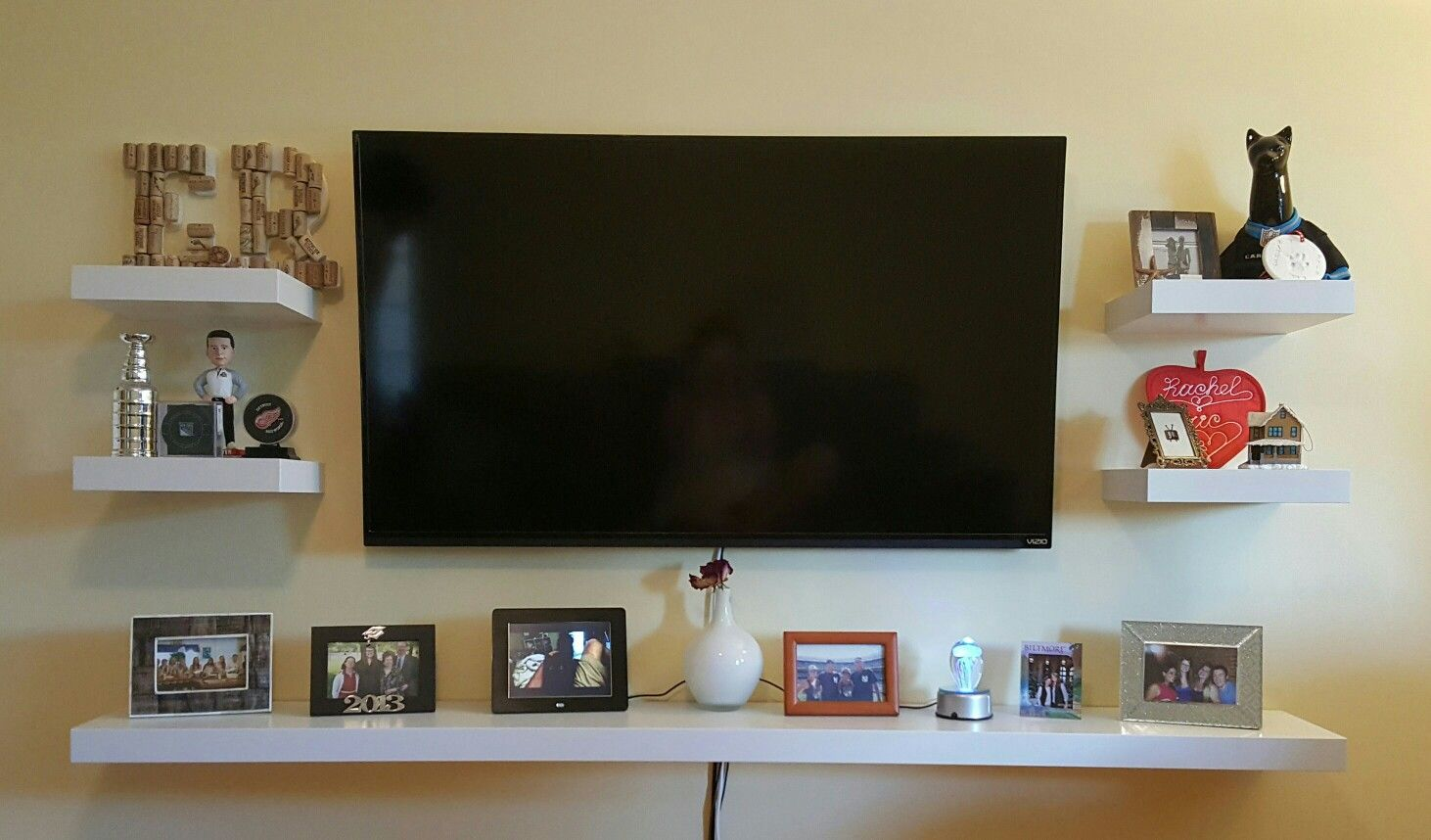 8 Best TV Wall Mounted Ideas for Your Viewing Pleasure