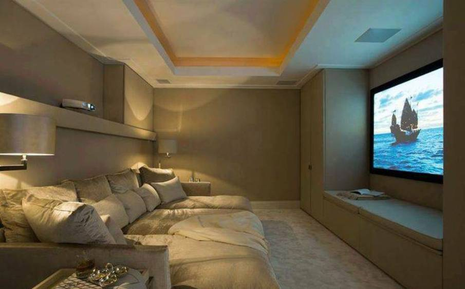 35 Best Home Theater Room Designs Ideas