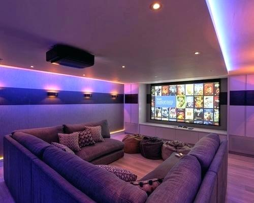 Theater Room Seating Ideas Awesome Home