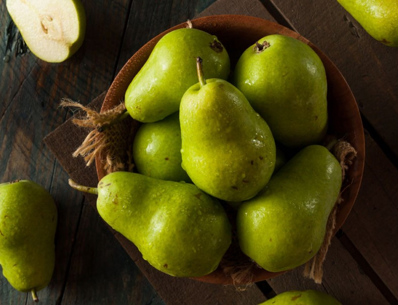 Different Types of Pears That You Must to Know