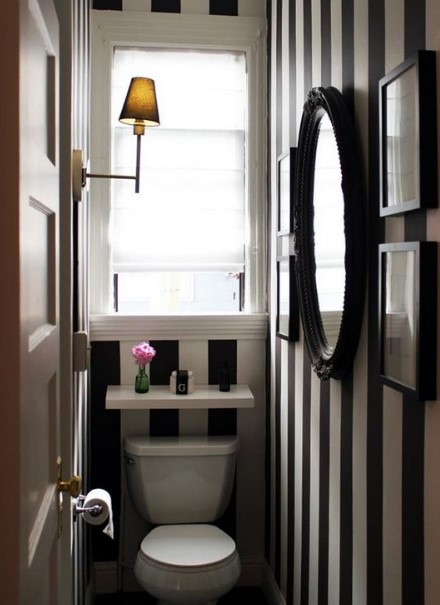 Decor Ideas For Small Bathrooms