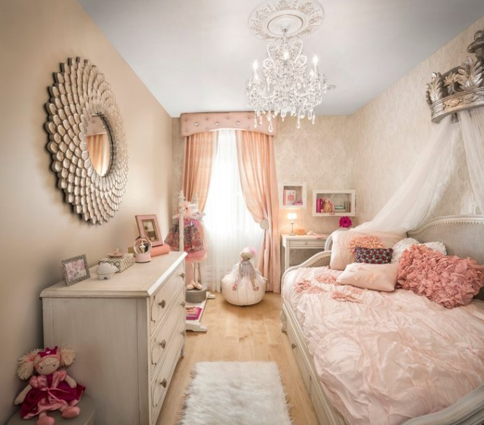50 Cute Teenage Girl Bedroom Ideas | How To Make a Small ... on Room Girl  id=50296