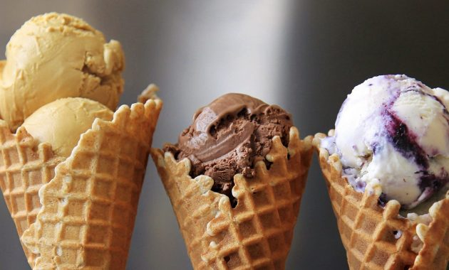 Different Types of Ice Creams