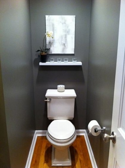 horrifying toilet renovation ideas #halfbathroomideas #halfbathroom #bathroomideas #smallbathroom