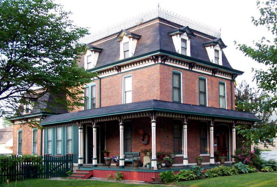 All About Mansard Roof: What Is, Detail, How To Build, Advantages And  Disadvantages