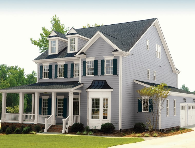 awful residential exterior painting #exteriorpaint #paintcolor #homeexteriorcolor