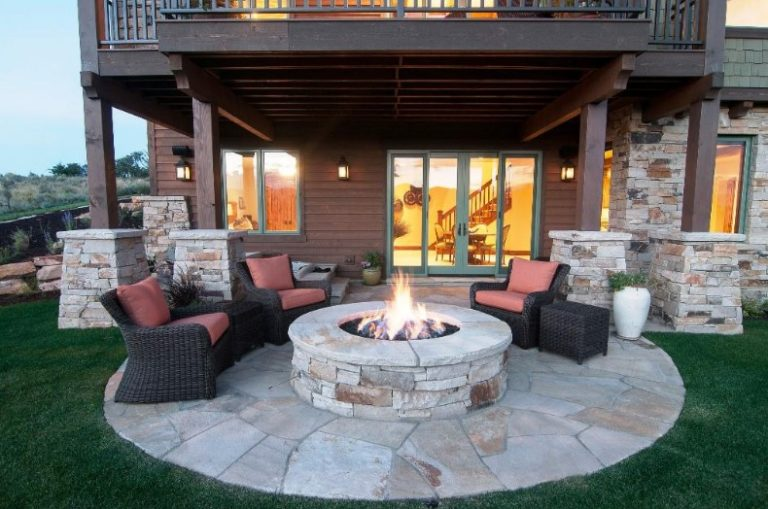 50 DIY Fire Pit Design Ideas, Bright the Dark and Fire the Bored | Advantages & How To Build It