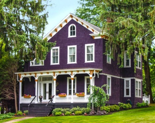 Amazing 3 color exterior paint schemes #exteriorpaint #paintcolor #homeexteriorcolor