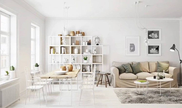 magnificent traditional scandinavian style #scandinavianinterior #scandinaviandesign #scandinavianideas