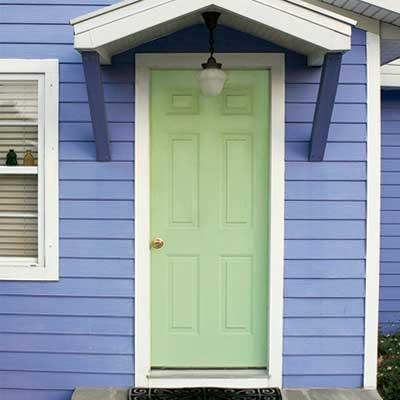 horrible what color front door with red brick #frontdoorcolor #frontdoorpaintcolor #paintcolor
