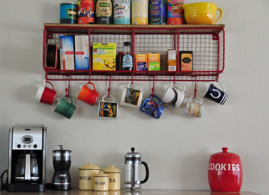 20 DIY Coffee Bar Ideas inside the Home for Coffee Enthusiast