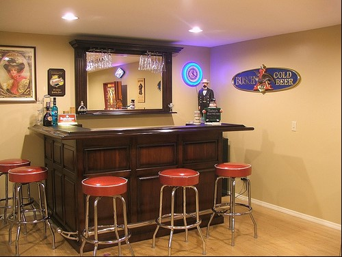 Best Basement Bar Ideas & Design For Your Home