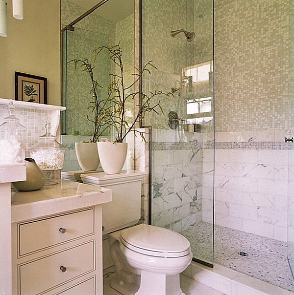 50 Amazing Small Bathroom Remodel Ideas | Tips To Make a ... on Amazing Small Bathrooms  id=75561