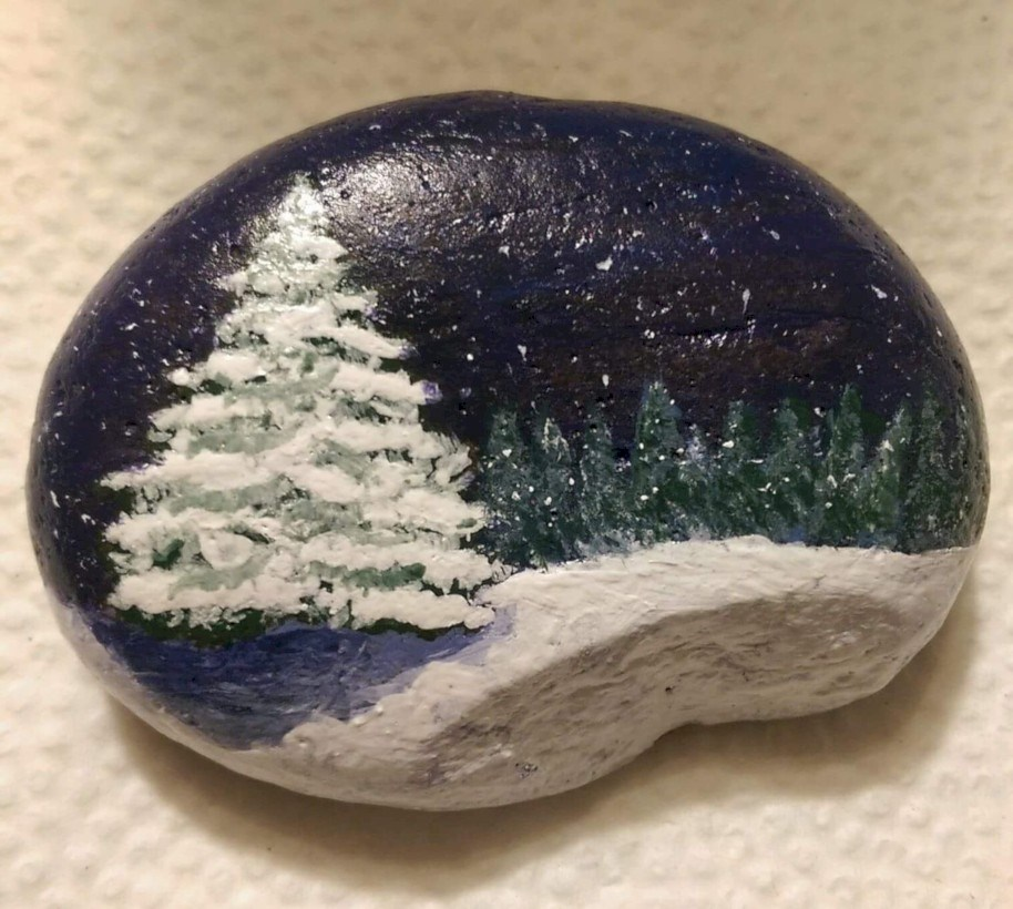 How To Paint Rocks Step By Step Painted Rock Ideas